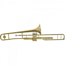 Trombone De Pisto Bb Hsl-900l Laqueado - Harmonics