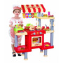 Brinquedo Mercadinho / Loja De Conveniencias / Fast Food