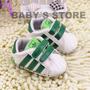 Zapatillas Zapatos Para Bebe Baby Adidas Verdes Tallas Color