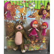 Marsha E O Urso Kit Com 5