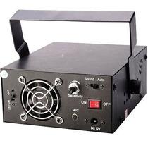 Jogo De Luz Laser Projetor Holografico Canhao Festas C/ Usb
