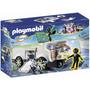 Playmobil 6692 Super 4 Vehículo Techno Camaleón Z. Devoto