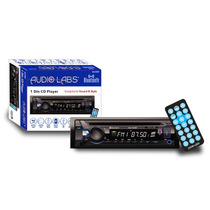 Autoestereo Audio Labs Adl-550bt Cd Usb Aux Mp3 Bluetooth