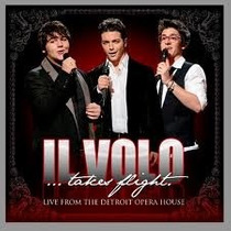 Il Volo Takes Flight Live From The Detroit.. Novo Cd + Dvd
