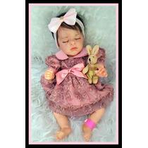 Bebê Reborn Gabi - Valor Imperdível !