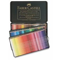 Lápis De Cor Profissional Polychromos 120 Faber Castell