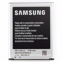 Bateria Galaxy S3 2100 Mah Pila Samsung I9300 I747 L1g6llu
