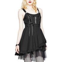 Vestido Goth Rock Gotico