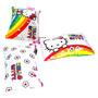 Clip & Go Cartucheras Hello Kitty Arcoíris