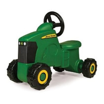 Ertl John Deere Sit-n-scoot Tractor