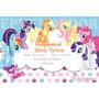Imagen De Invitacion Pequeño Pony - Invitaciones Epvendedor