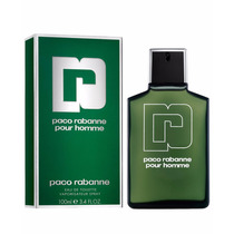 Paco Rabanne Pour Homme ( Verde ) 100ml Masculino | Original