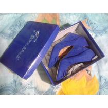 Zapatos Femini Azul Rey
