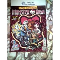 Álbum Figurinhas Monster High 2012 - Completo - Para Colar