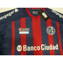 Camiseta San Lorenzo Lotto Titular 2014 Talle L