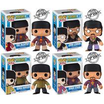 * The Beatles Funko Pop! The Beatles Serie De 4 Figuras