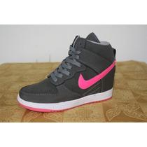 Zapatos Jordan Nike Retro 1 Tacon Dama
