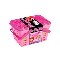 Cesta Cestinha De Pic-nic Brinquedo Infantil Magic Toys