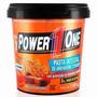 1 Kg Pasta De Amendoim Crocante Power One - Integral