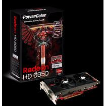 Placa De Video Powercolor Radeon Hd 6950, 1gb, Gddr5