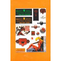 Stickers Premium Resinados De Evangelion 2 Y2324 2