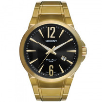 Relógio Orient Mgss1074 P2kx Masculino Dourado - Refinado