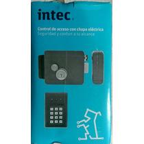 Kit De Control Acceso Chapa Cerradura Electrónica Intec Tcc2