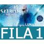 Joe Satriani - Luna Park - Entrada Platea Vip Fila 1 Central