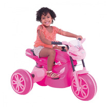 Moto Elétrica Minnie Disney Xalingo! Nini Moto Meninas!