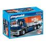 5255 Playmobil Cidade Caminhão De Carga Com Container