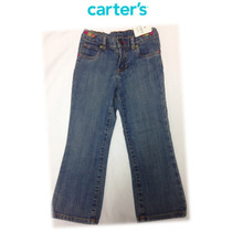 Pantalon Jeans Niña Carters Nva Coleccion Talla 4 Nuevo