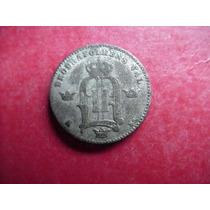 Suecia-10 Ore Plata 1881 Estado Muy Fino