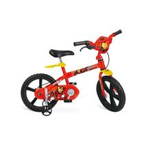 Bicicleta Infantil Aro 14 Homem De Ferro