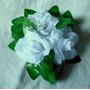 M38 Ramo De Flores Tela Bouquet Centros De Mesa Eventos Casa