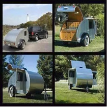 Pack Construye Trailers Remolque Vagon Casa Rodante Caravana