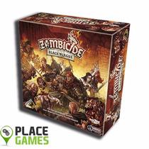 Zombicide Black Plague Português Board Game Pronta Entrega
