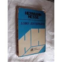 Libro Lobo Estepario , Hermann Hesse , 235 Paginas