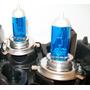 Lampara Xenon Blue Coated H1 H3 H4 H7 + 2 Leds De Regalo