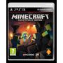 Minecraft Ps3 Original Nuevo Cerrado Disco Físico