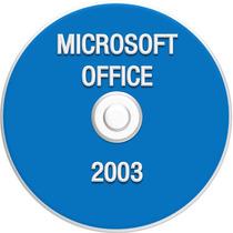 Cd Dvd Office 2003 Completo Pt Br + Licença Definitiva