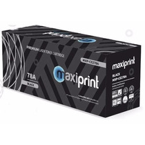 Toner Generico Maxiprint Compatible Hp Ce278a 78a Ctech2015