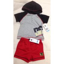 Conjunto Dc Short Polo Para Niños. Nike Adidas