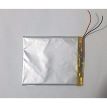 Bateria 3000 Mah Tablet Dl,tectoy,navcity,lenoxx,multilaser