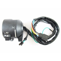 Chave De Luz Interruptor 10 Fios Trilha - Honda Cg 150 Titan