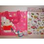 Hello Kitty Bolso Stickers, Llaverito Hello Kitty
