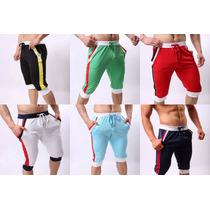 Harem Gym Pants Shorts Moda Japonesa Playa Slimfit 1-2 Dias!