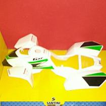 Plastico Carenado Modelo Máx Mini Cuatriciclo Repuesto 49cc