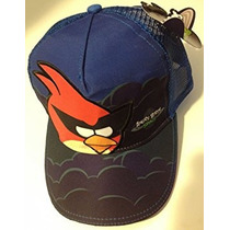 Angry Birds Red Bird Traje Espacial Gorra De Béisbol - Much