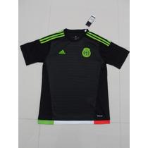 Jersey Adidas De La Selección De Mexico 2015