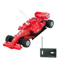 Mini Carrinho De Controle Remoto Ferrari Formula